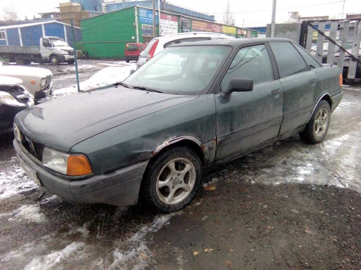 Ауди 80 1988 год